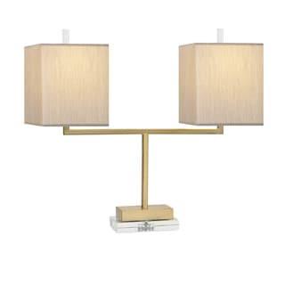 Beth Kushnick Lincoln Double Lamp