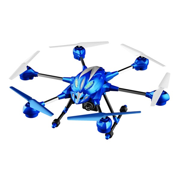 Riviera 5.8Ghz RC Pathifnder Hexacopter Drone with 2MP FPV Camera