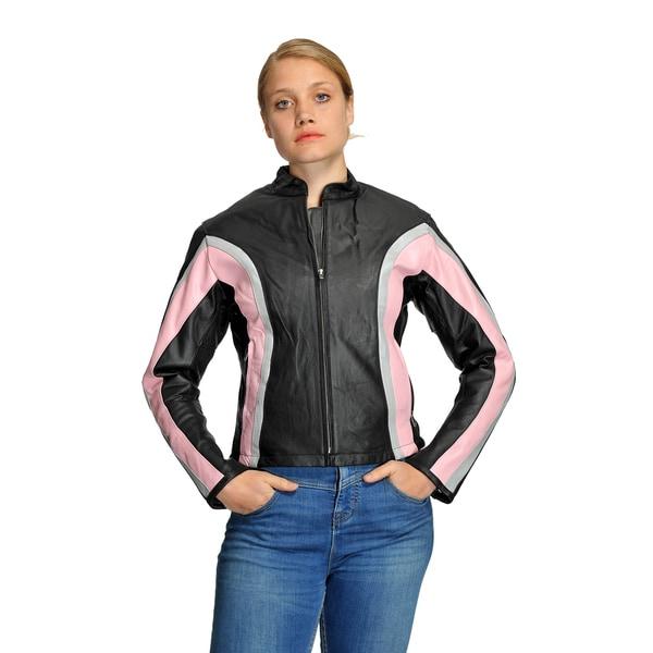 Wilda Women's Monroe Motorcycle Jacket