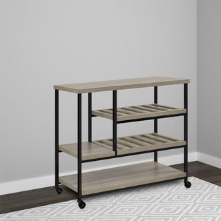 Altra Elmwood 36-inch Kitchen Cart
