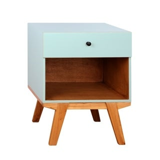Clementine 1-drawer Nightstand