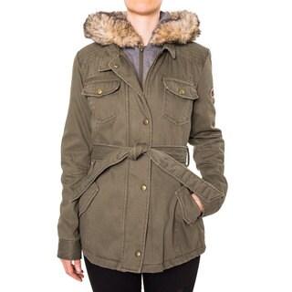 Buffalo Women's Two Tone Cotton Jacket