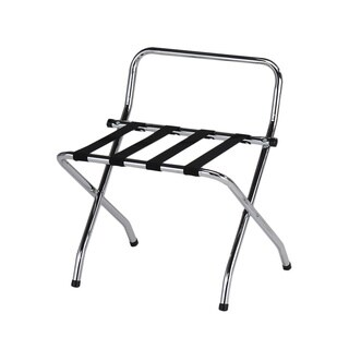 K&B 24-inch Metal Luggage Rack