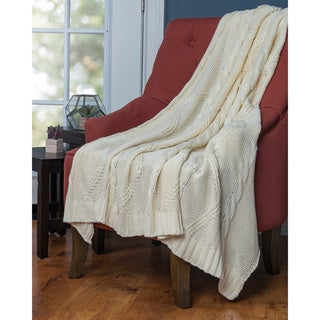 Arden Loft North Pointe 100-percent Cotton Throw
