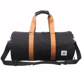 AfterGen Black Sports Duffel