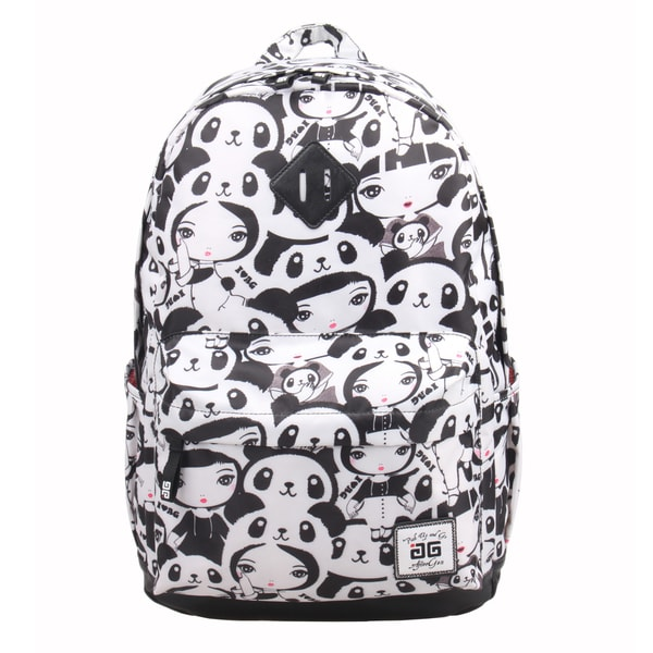 AfterGen Panda Girl Classic Backpack