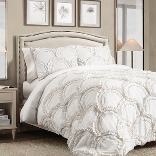 Lush Decor Chic 3-piece Comforter Set