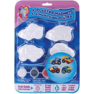 Plaster Magnet KitCars