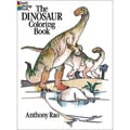 Dover PublicationsDinosaur Coloring Book