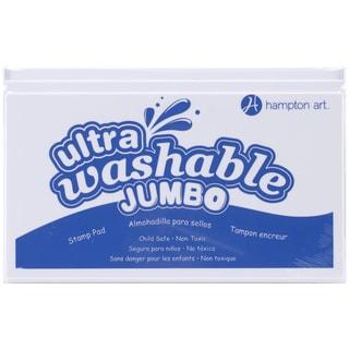 Hampton Art Jumbo Washable Ink PadBlue