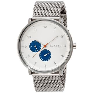 Skagen Men's SKW6187 'Hald' Chronograph Stainless Steel Watch