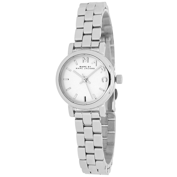 Marc Jacobs Women's MBM3430 'Baker' Stainless Steel Watch