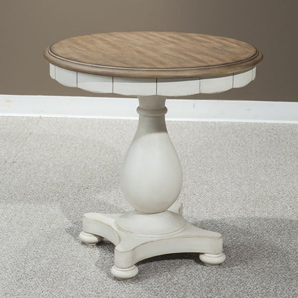 Panama Jack Millbrook Round Lamp Table