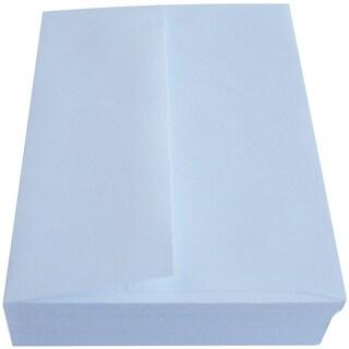 Leader A2 Envelopes (4.375inX5.75in) 50/Pkg PeggableWhite