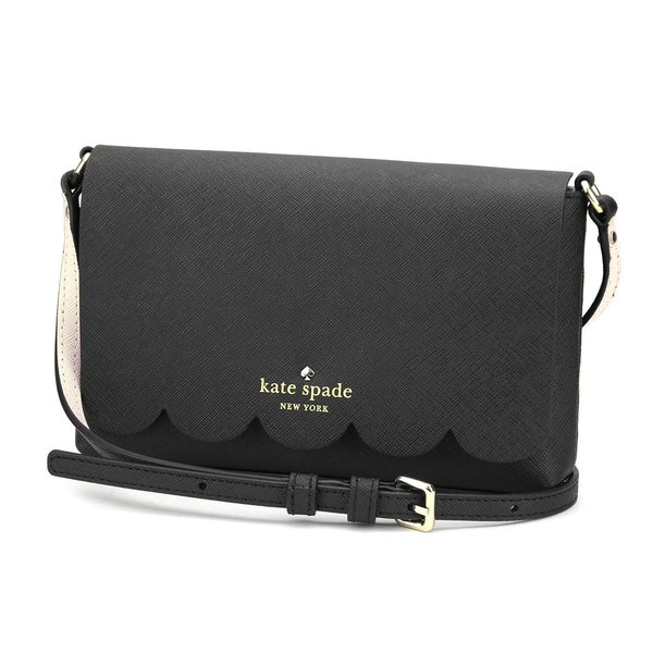 Kate Spade New York Lily Avenue Carah Black/ Pebble Wallet