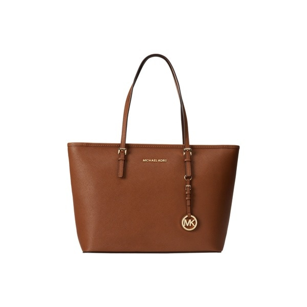 MICHAEL Michael Kors Jet Set Travel Luggage Top Zip Tote