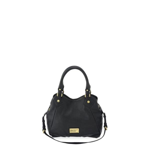 MARC BY MARC JACOBS Classic Q Fran Black Tote