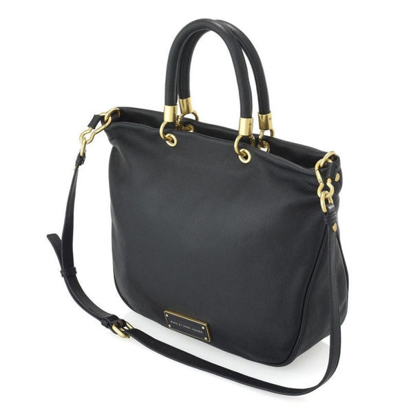 MARC BY MARC JACOBS Too Hot to Handle Black Mini Shopper