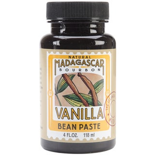 Natural Madagascar Vanilla Bean Paste4oz