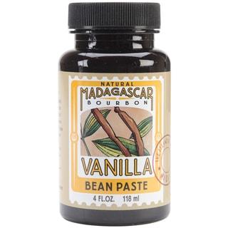 Natural Madagascar Vanilla Bean Paste4oz