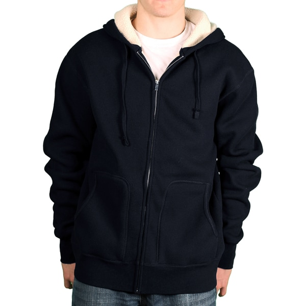 ITC Expedition Series Men's Sherpa Lined Thermal Hoodie