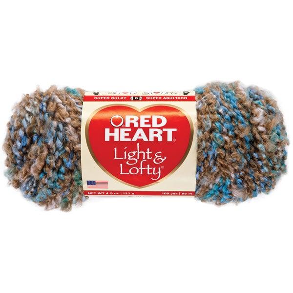 Red Heart Light & Lofty YarnBeachy Keen