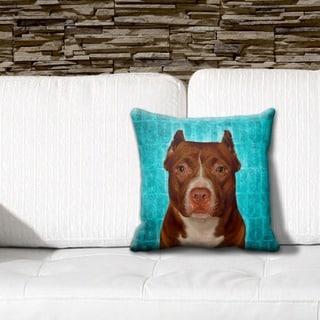 Schnauzer Dog Throw Pillow 15736494 Overstock Com