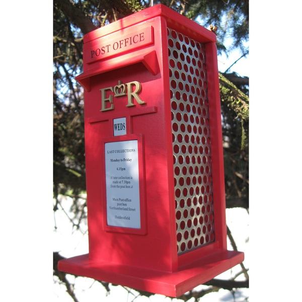 Royal Mail Box Feeder
