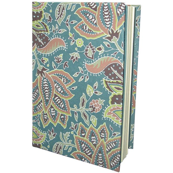 Blue Victoria Handmade Hardcover Journal