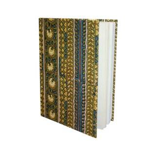Stripe Handmade Hardcover Journal