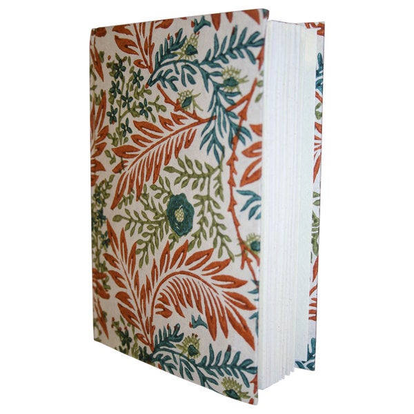 Foliage Handmade Hardcover Journal