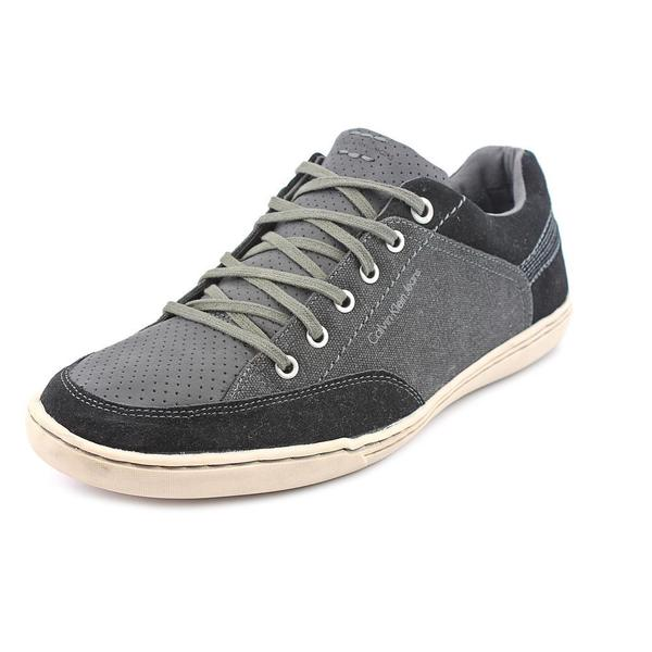 Calvin Klein Jeans Men's 'Chandler' Regular Suede Athletic