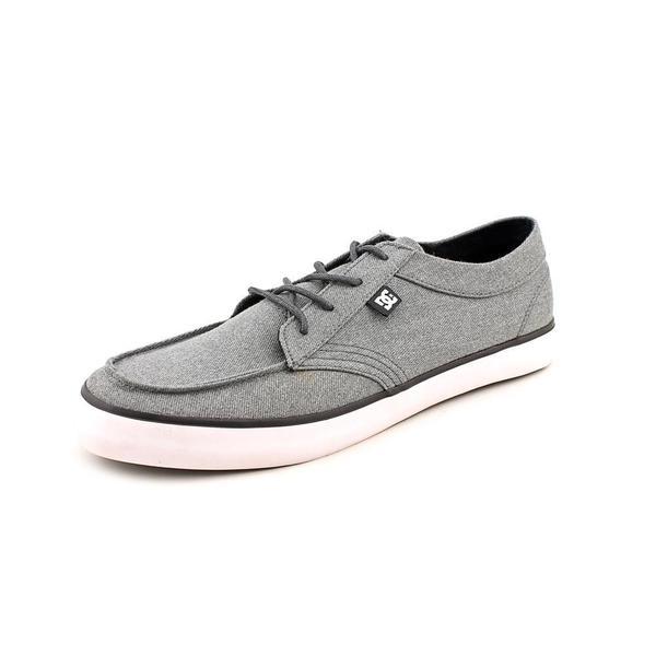 DC Shoes Men's 'Standard TX' Canvas Athletic