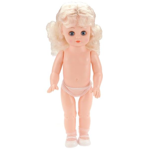Girl Fashion Doll 13.5inPlatinum Hair