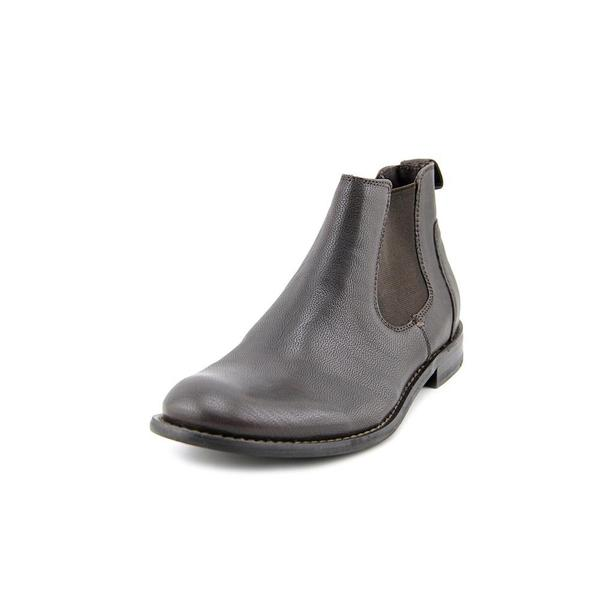 John Varvatos Men's 'Chelsea' Leather Boots
