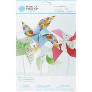 Modern Festive Pinwheel Kit Makes 6