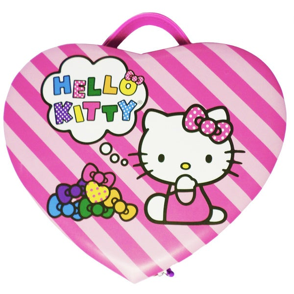Hello Kitty Heart-shaped Jewelry Box