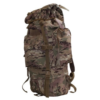 Tactical Military 65-liter Large Bug Out Camping/ Hiking Backpack