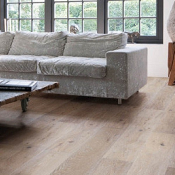 SOLIDFLOOR Vintage FSC Collection Caucasus FSC Oak Engineered Hardwood Plank