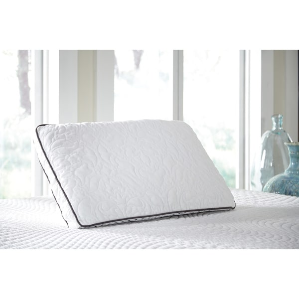 Sierra Sleep by Ashley Dual Side Memory Foam Pillow