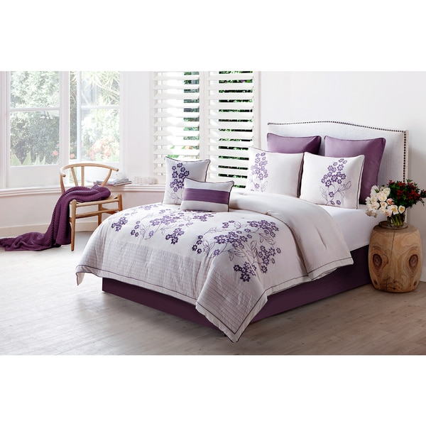 Aurosa 8-peice Comforter Set