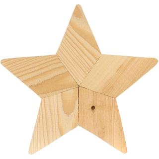 Rustic Star14inX14in