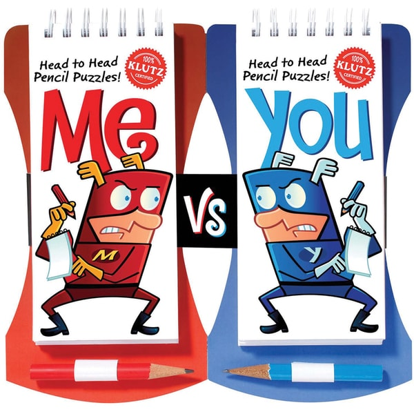 Me Vs. You Book Kit