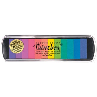 ColorBox Pigment Paintbox 2 Option Pad 12 ColorsPastel