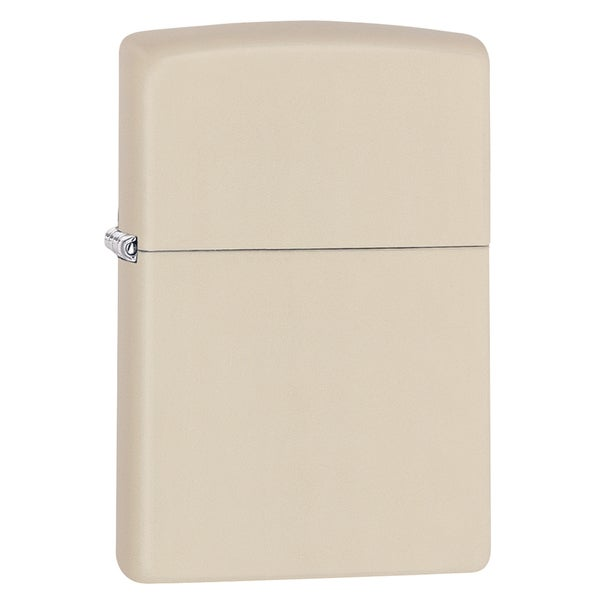 Zippo Cream Matte Cream Matte Windproof Lighter