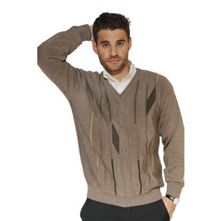 High Quality Cooper V-Neck Sweater