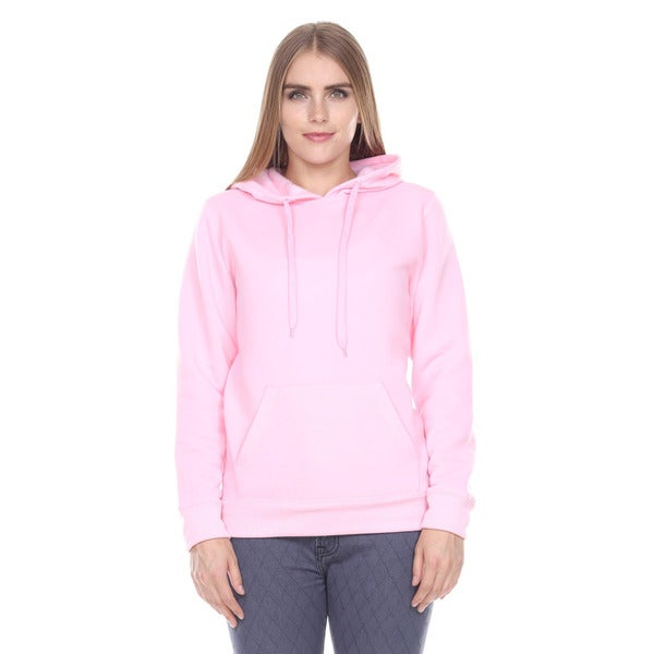 Stanzino Women's Long Sleeve Pull-Over Sweater Hoodie