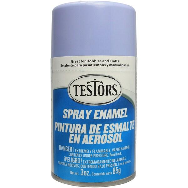 Testors Spray Enamel 3ozPurple