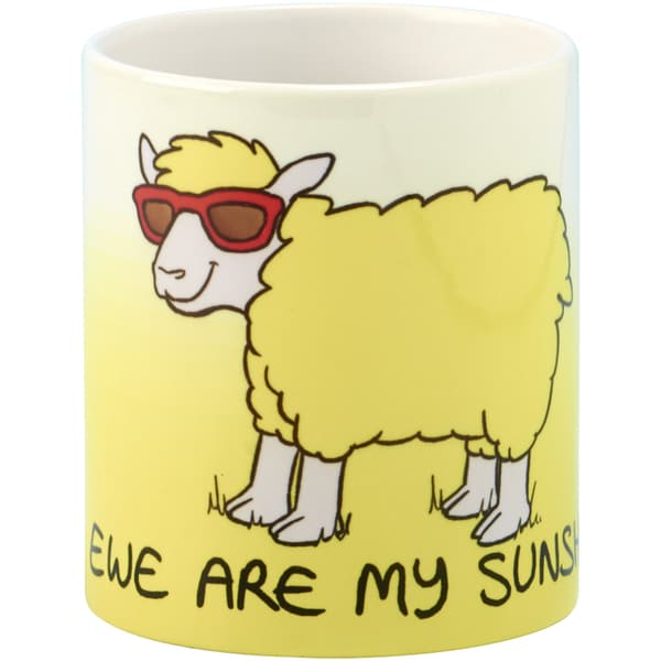 Ewe Are My Sunshine Mug