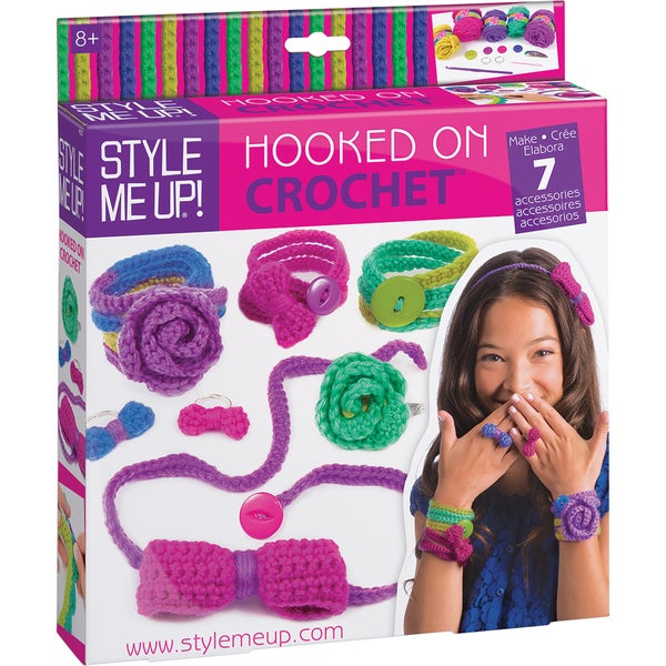 Style Me Up! Hooked On </div>